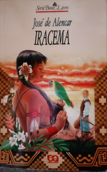 Livro - Iracema - José De Alencar
