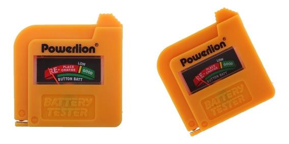 2pieces Testador De Bateria Para Aaa Aa C D 9v 1.5v, Verific
