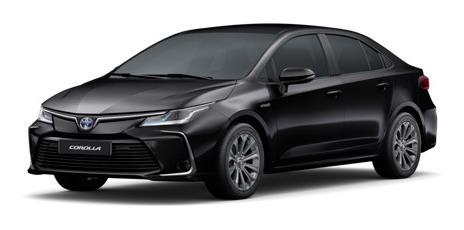 Toyota Corolla 2.0 16v Altis Hybrid