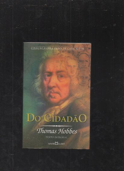 Livro Do Cidadão- Thomas Hobbes