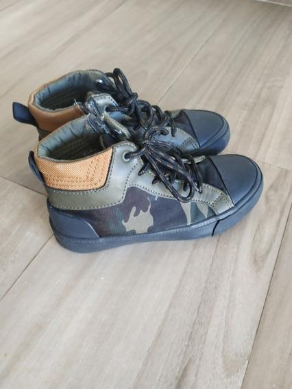 Zapatillas Zara Niño. Igual A Nuevas! Solo Un Uso!