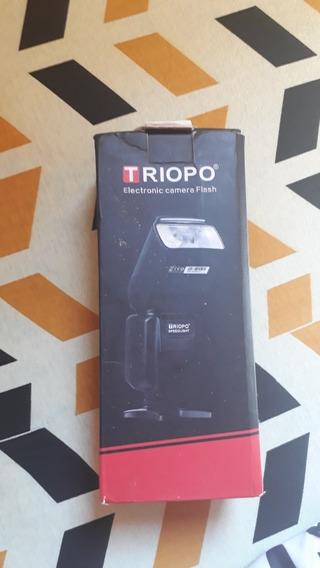 Flash Nikon Speedlight TriopoTr-950 D3200 D3300 D3400