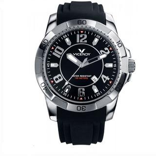 Reloj Hombre Viceroy 47669-55 Calendario Wr 100 M Sumergible