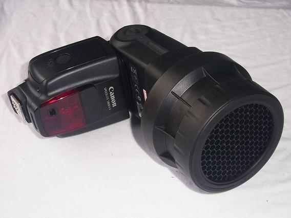 Rogue Flash Grid Para Canon 580ex Sem Flash