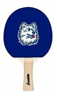 Franklin Sports Ncaa Connecticut Huskies Juego De Paleta De