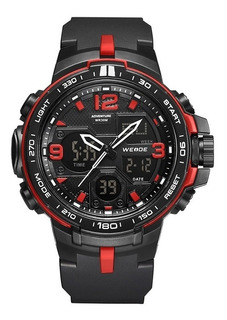 Reloj Weide J8005 Super Deportivo Cronometro Alarma Y Mas!!