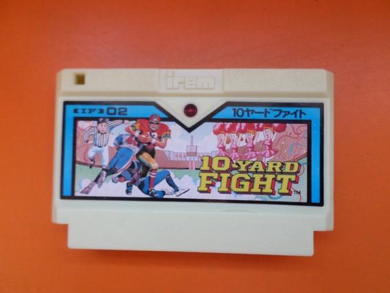 10-yard Fight Original Famicom