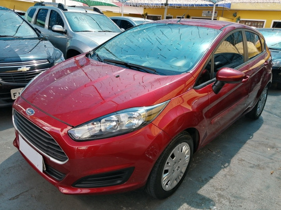 Ford Fiesta Hatch 1.5 Flex 2016