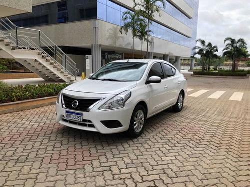 Nissan Versa Sv 1.6 16v Flex Fuel Mec. 4p