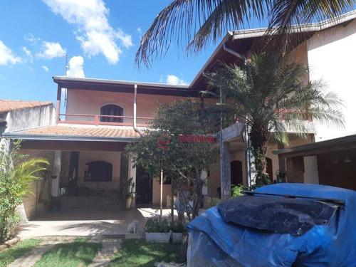 Imagem 1 de 30 de Sobrado Com 3 Dormitórios À Venda, 120 M² Por R$ 450.000,00 - Vila Carlota - Sumaré/sp - So0094