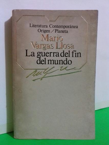 La Guerra Del Fin Del Mundo Mario Vargas Llosa