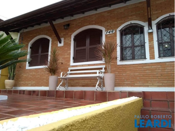 Casa Térrea - Jardim Novo Mundo - Sp - 568923