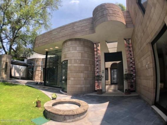 Casa En Renta En Lomas De Chapultepec # 19-2061