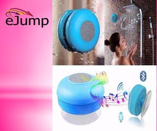 Parlante Bluetooth Portatil Ducha Resiste Agua