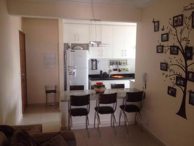 Apartamento Com 2 Dormitórios, 1 Suíte E 1 Vaga No Bosque Dos Eucaliptos - Codigo: Ap1009 - Ap1009
