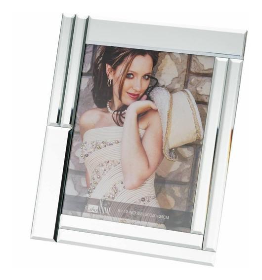 Porta Retrato De Vidro Espelhado 20cmx25cm Rojemac Bcwt