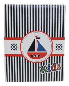Álbum Kids Garra 200 Fotos 10x15 Ou 100 Fotos 15x21 Menino