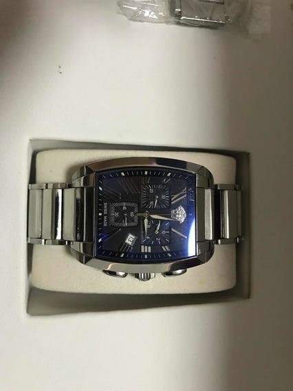 Relógio Versace Muito Pouco Usado, Último Modelo, Na Caixa.