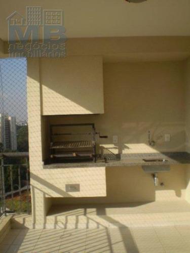 Apartamento Residencial Para Locação, Santo Amaro, São Paulo - . - Ap0693