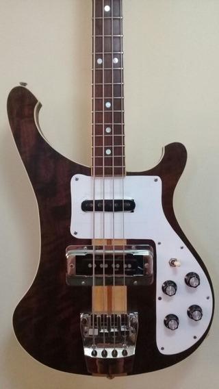Bajo Rickenbacker 4003 Luthier Usa Partes Originales