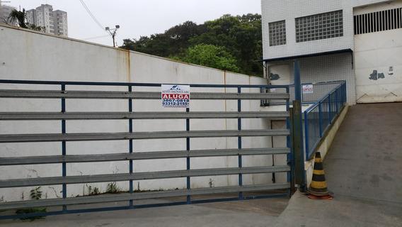 Salão Comercial De 350 M² No Demarchi, 1 Banheiro, Suporta Entrada De Caminhões. - Gl00001 - 34453064