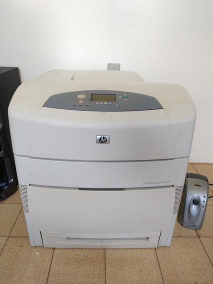 Impressora Hp Color Laserjet 5550dn Tam. A3 A4 Usada Leia!