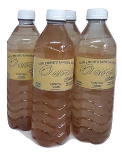 4 Ouro Coloidal Itajiporã 500 Ml