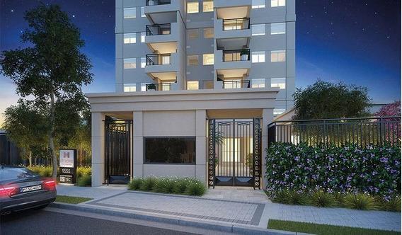 Pronto Para Morar- Vila Mascote- 2 Dormitórios, Suite E Vaga