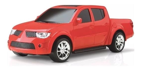 Carrinho Infantil Pick-up Rx Sport - Mitsubishi L200 Roma
