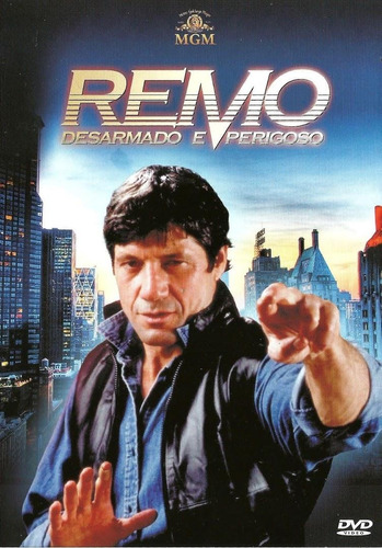 Imagem 1 de 1 de Remo - Desarmado E Perigoso - Dvd - Fred Ward - Joel Grey