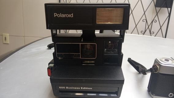 Máquina Fotografia Polaroid E Olympus Pen