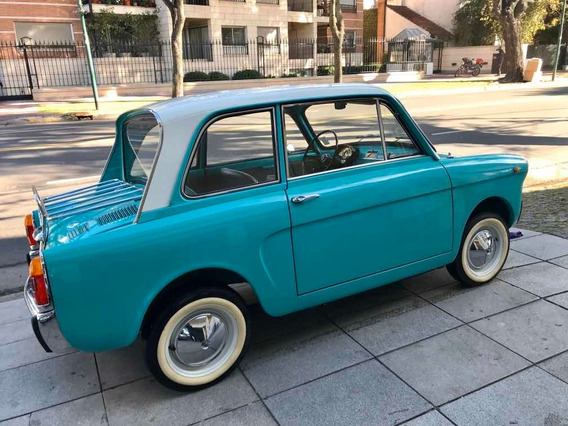 Autobianchi Bianchina Micro Coupe