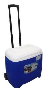 Caixa Termica Igloo Usa Cooler 28qt Com Roda - Azul