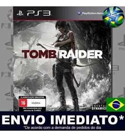 Tomb Raider Digital Edition Ps3 Mídia Digital Legenda Pt-br