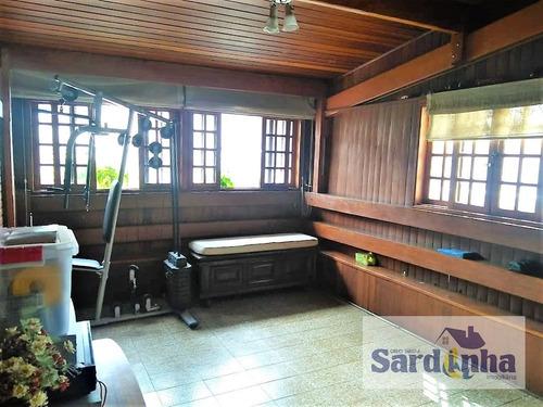 Imagem 1 de 9 de Casa / Sobrado Em Vila Sonia  -  São Paulo - 4568