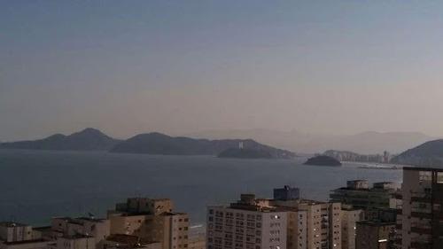 Imagem 1 de 30 de Apartamento Com 2 Dormitórios À Venda, 101 M² Por R$ 1.040.000,00 - Embaré - Santos/sp - Ap10388