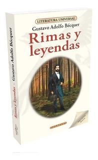 Libro. Rimas Y Leyendas. Gustavo Adolfo Bécquer. Fonana.