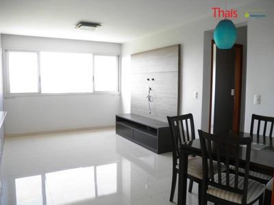 Apartamento Residencial Para Locação, Norte, Águas Claras. - Ap6752