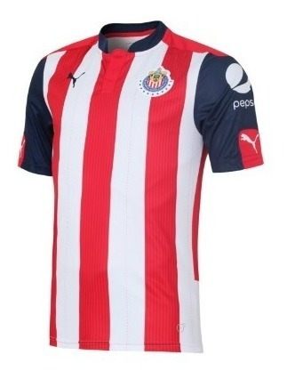 Playera Jersey Infantil Puma Eq Chivas Climacool