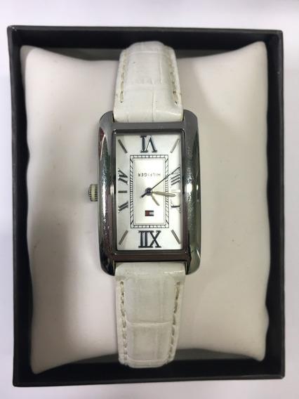 Relógio Original Tommy Hilfiger Branco Feminino - Usado