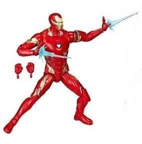 Boneco Homen De Ferro (iron Man): Guerra Infinita (infinity