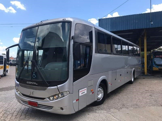 Ônibus Comil Campione Fretamentos Volvo Dianteiro Motor Mwm