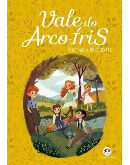 Livro - Anne Vale Do Arco-íris