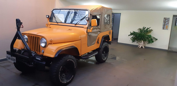 Jeep Willys 1975 Cj5