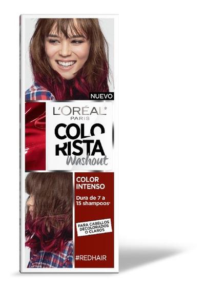 Coloración Temporal Para Cabello Colorista L