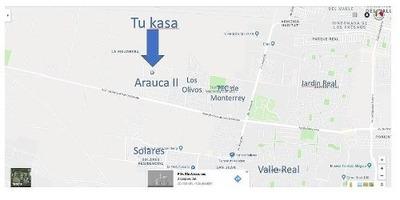 Preventa, Hermosa Casa A Estrenar En Arauca Ii (junto Al Tec De Monterrey)