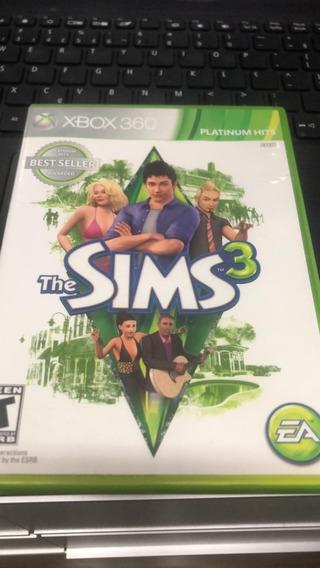 The Sims 3 Xbox 360 - Midia Fisica - Otimo Estado