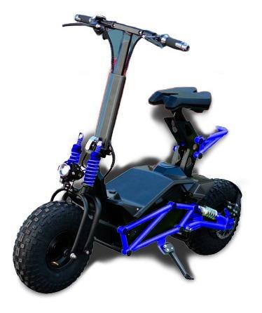 Moto Electrica Velocifero Predator Motor 2000w 44km