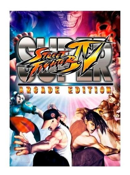 Super Street Fighter Iv: Arcade Edition Steam