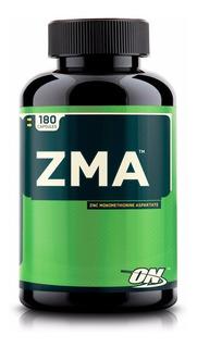 Zma Optimum Nutrition 180 Cápsulas - Importado Eua